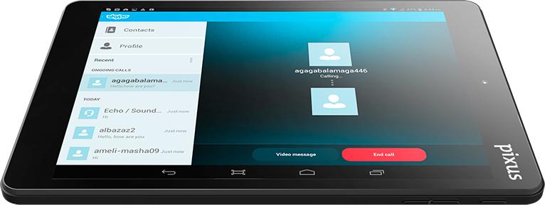 Планшет Pixus Touch 7.85 3G - 4