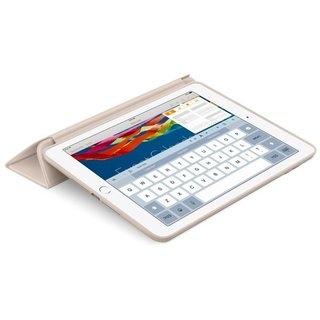 Чехол-книжка Apple Smart Case Leather для iPad Air 2 (MGTU2) Soft Pink - 5