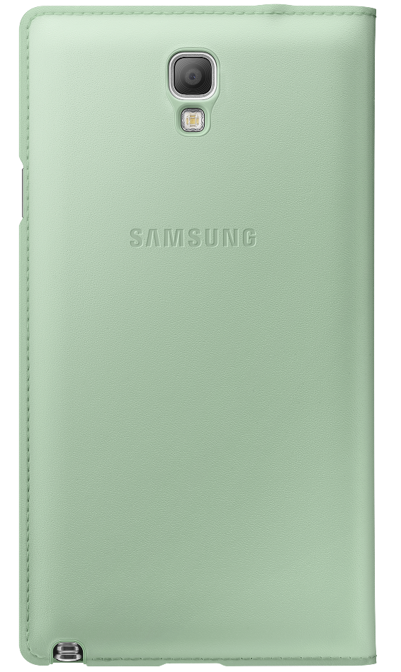 Чехол Samsung S View EF-CN750BMEGRU Mint для Galaxy Note 3 Neo - 1