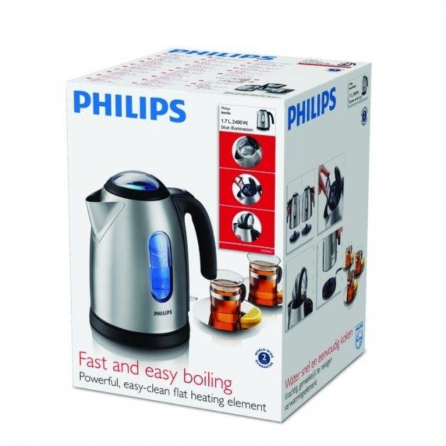 Электрочайник PHILIPS HD4667/20 - 1