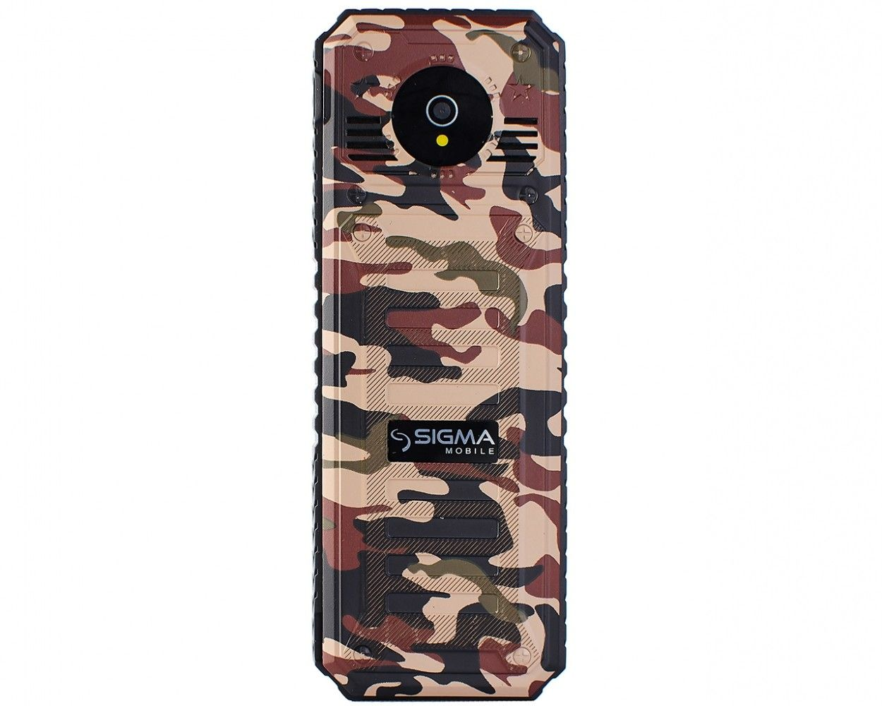 Мобильный телефон Sigma mobile X-style 11 Dragon Coffe Camouflage - 1