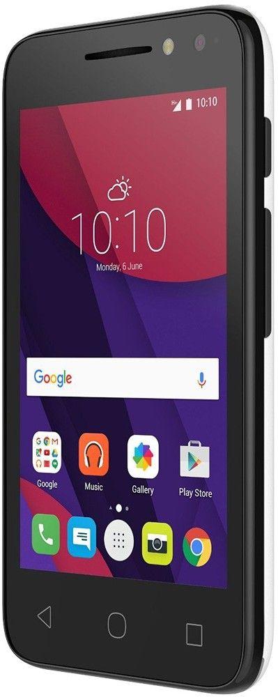 Мобильный телефон Alcatel 4034D Pure White - 3