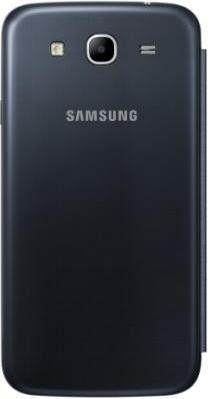 Чехол Samsung для Galaxy Mega 5.8 I9152 Black (EF-FI915BBEGWW) - 1