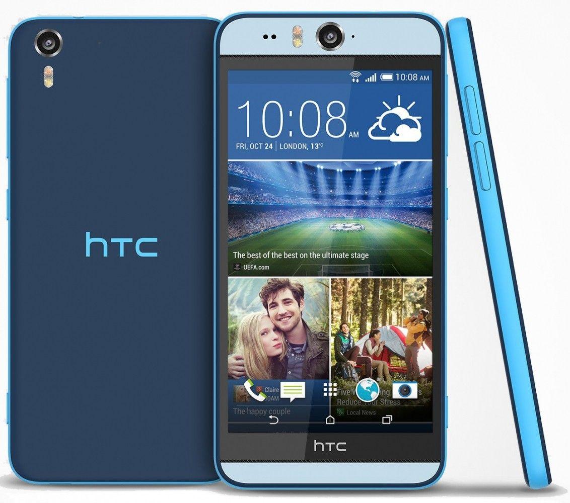 Мобильный телефон HTC Desire Eye Blue - 1