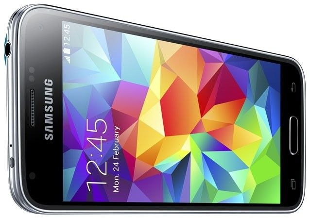 Мобильный телефон Samsung G800H Galaxy S5 Mini Duos Electric Blue - 5