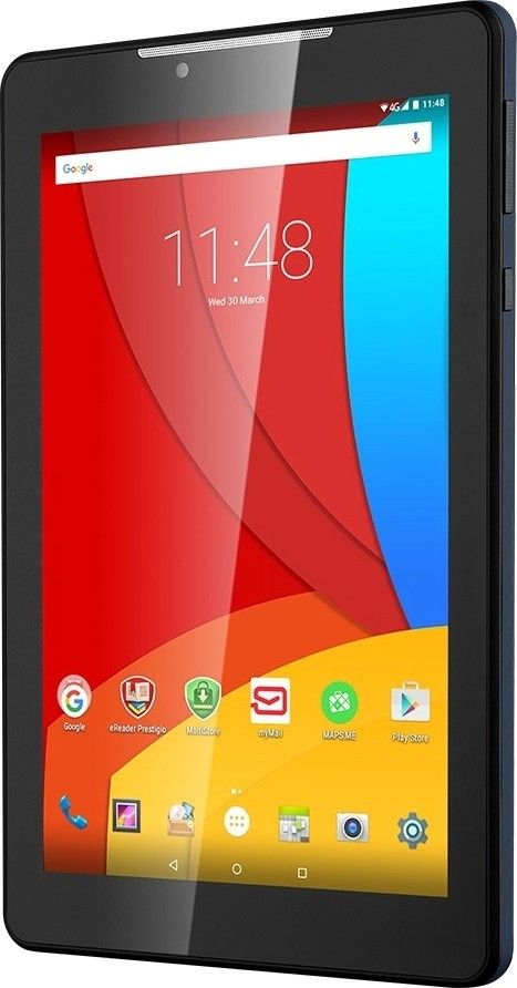 Планшет Prestigio MultiPad Color 2 8GB 3G Blue (PMT3777_3G_C_BL_CIS) - 2