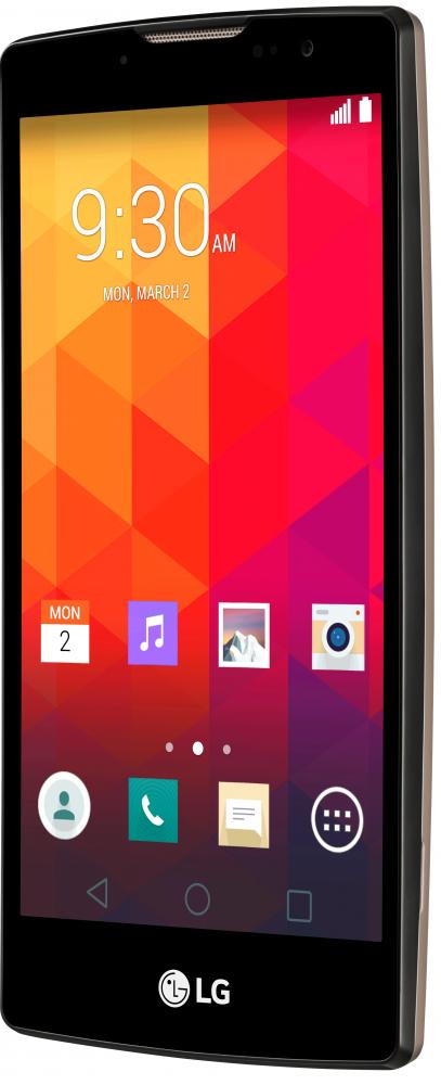 Мобильный телефон LG Spirit Y70 H422 Gold - 2