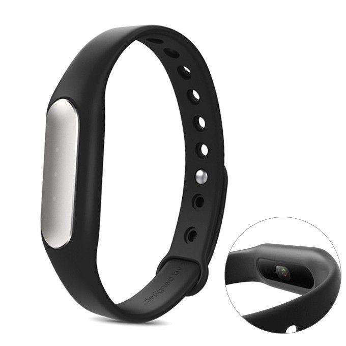 Фитнес-трекер Xiaomi Mi Band 1S Heart Rate Black - 2