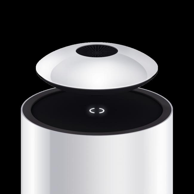 Портативная акустическая система Crazybaby Mars White - 2