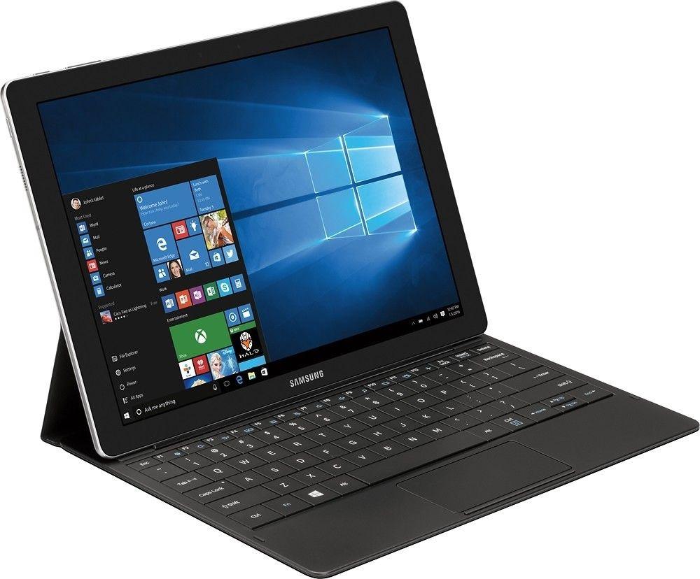Планшет Samsung Galaxy Tab Pro S 128Gb Black (SM-W708NZKASER) - 2