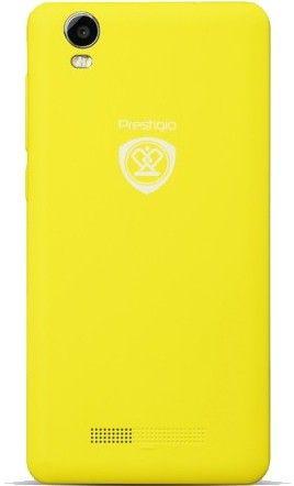 Мобильный телефон Prestigio Wize NX3 3517 DUO Yellow - 1
