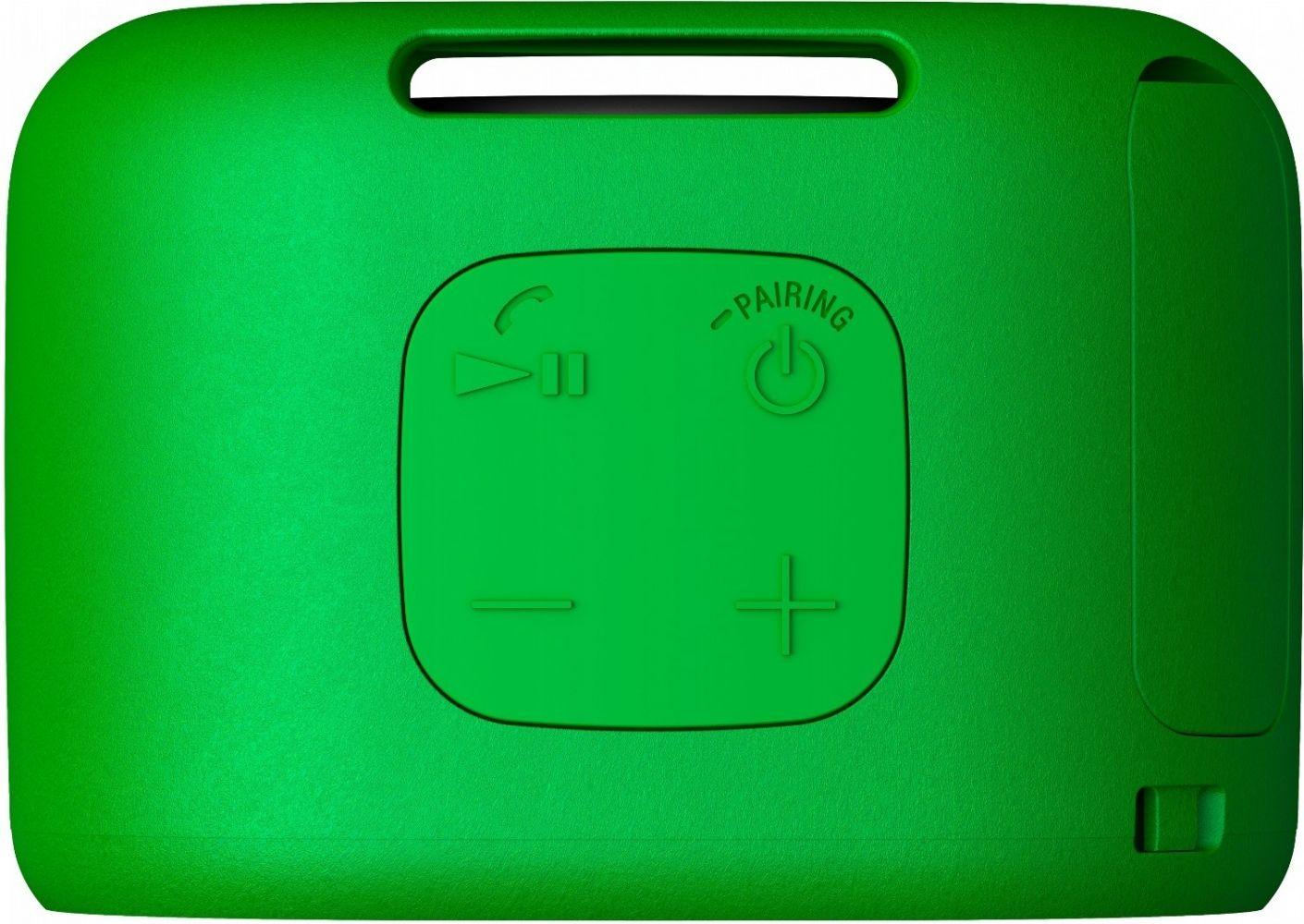 Акустическая система Sony SRS-XB01 (SRSXB01G.RU2) Green от Територія твоєї техніки - 5