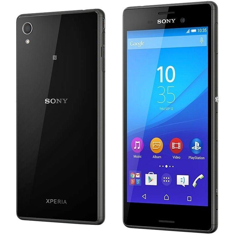 Мобильный телефон Sony Xperia M4 Aqua Dual E2312 Black - 3