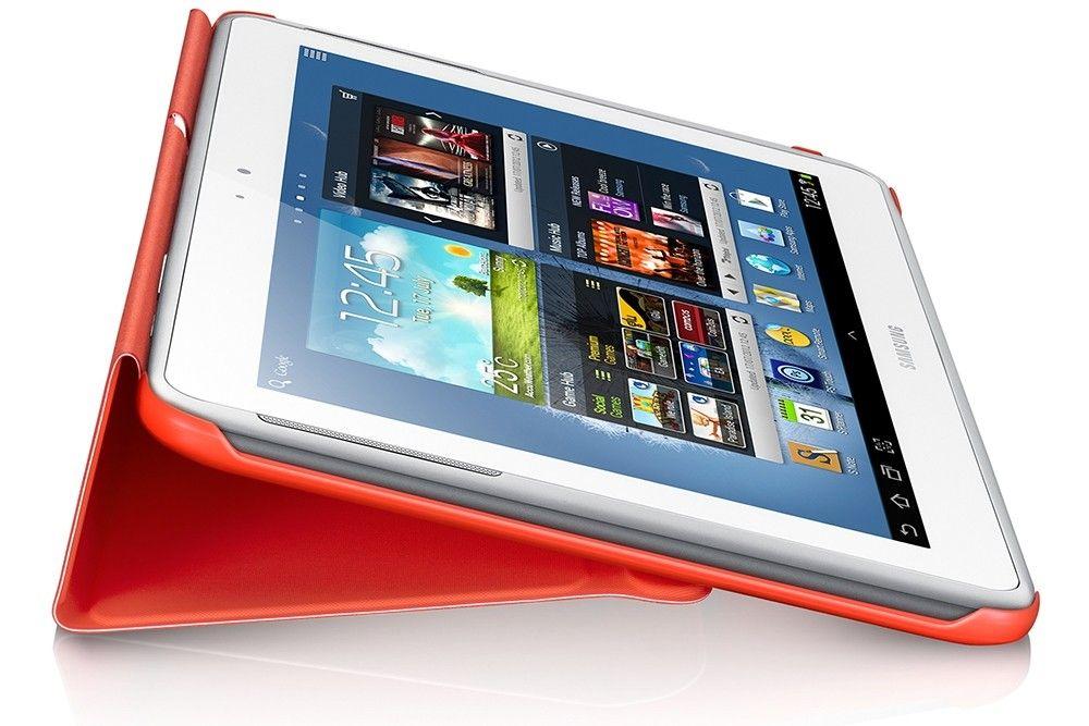 """Обложка Samsung для Galaxy Note 10.1"""" Orange (EFC-1G2NOECSTD) - 3"""