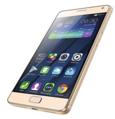 Мобильный телефон Lenovo VIBE P1 Gold - 3