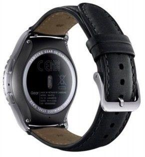 Смарт часы Samsung Galaxy Gear S2 Classic Premium Edition (SM-R7320WDASEK) Platinum - 1