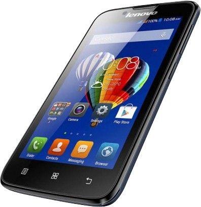 Мобильный телефон Lenovo A328 Black - 5