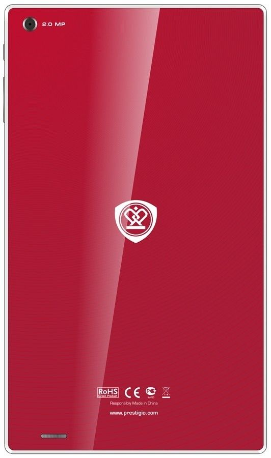 Планшет Prestigio MultiPad Color 8.0 3G Red (PMT5887_3G_D_RD) - 1