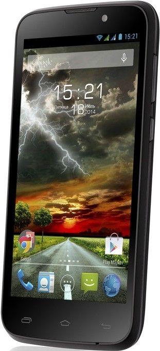 Мобильный телефон Fly IQ4502 Quad Era Energy 1 Black - 4