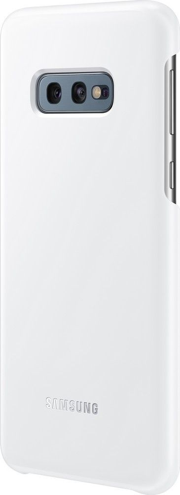 Панель Samsung LED Cover для Samsung Galaxy S10e (EF-KG970CWEGRU) White от Територія твоєї техніки - 2