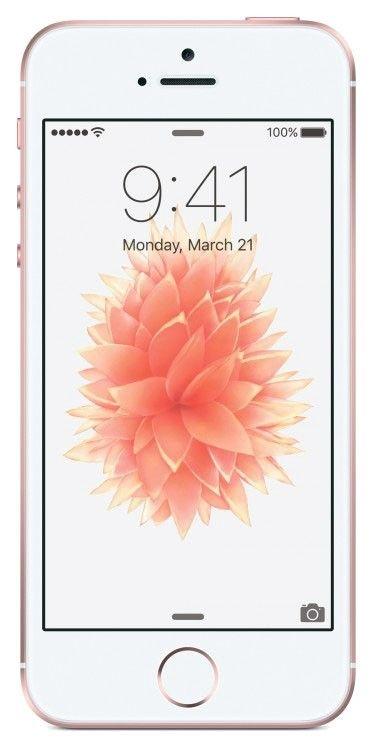 Мобильный телефон Apple iPhone SE 16GB Rose Gold - 2