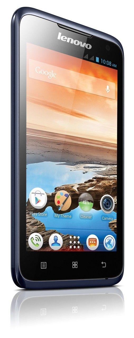 Мобильный телефон Lenovo A526 Dark Blue - 9
