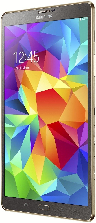 Планшет Samsung Galaxy Tab S 8.4 16GB LTE Titanium Bronze (SM-T705NTSASEK) - 2