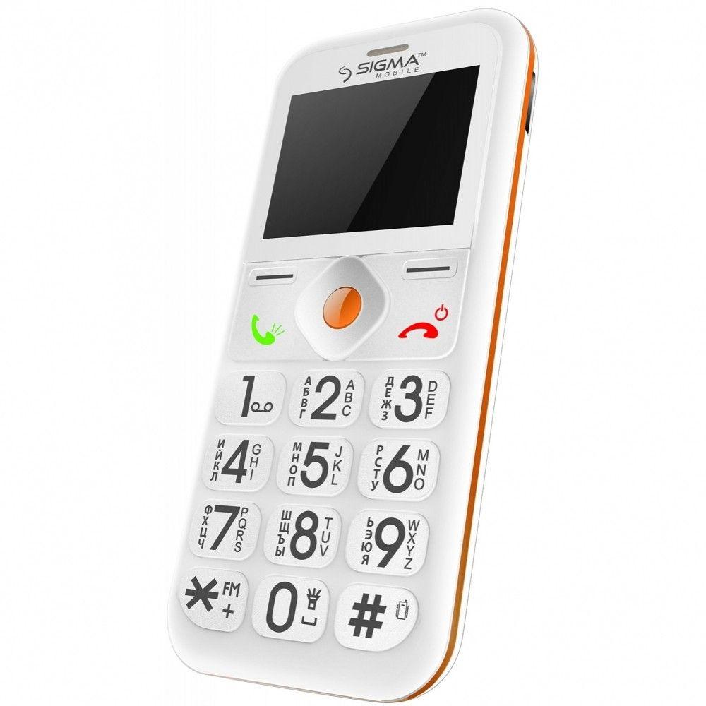 Мобильный телефон Sigma mobile Comfort 50 Mini2 Orange - 3