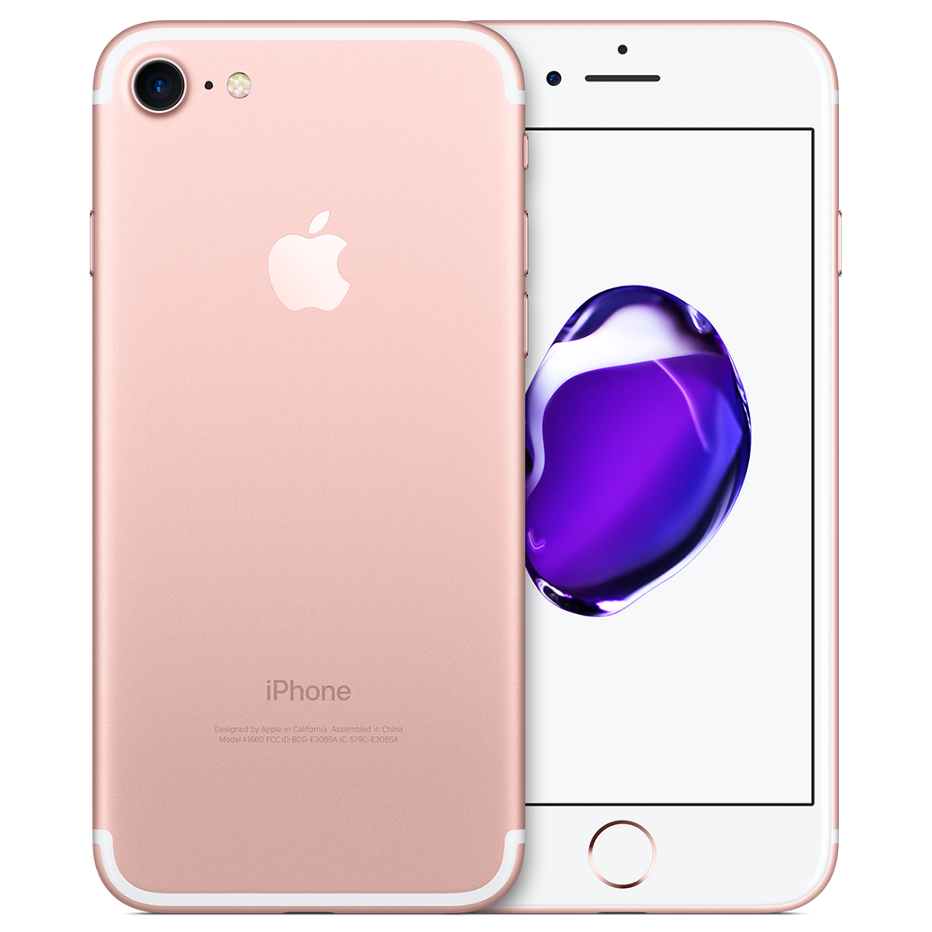 Мобильный телефон Apple iPhone 7 32GB Rose Gold - 3