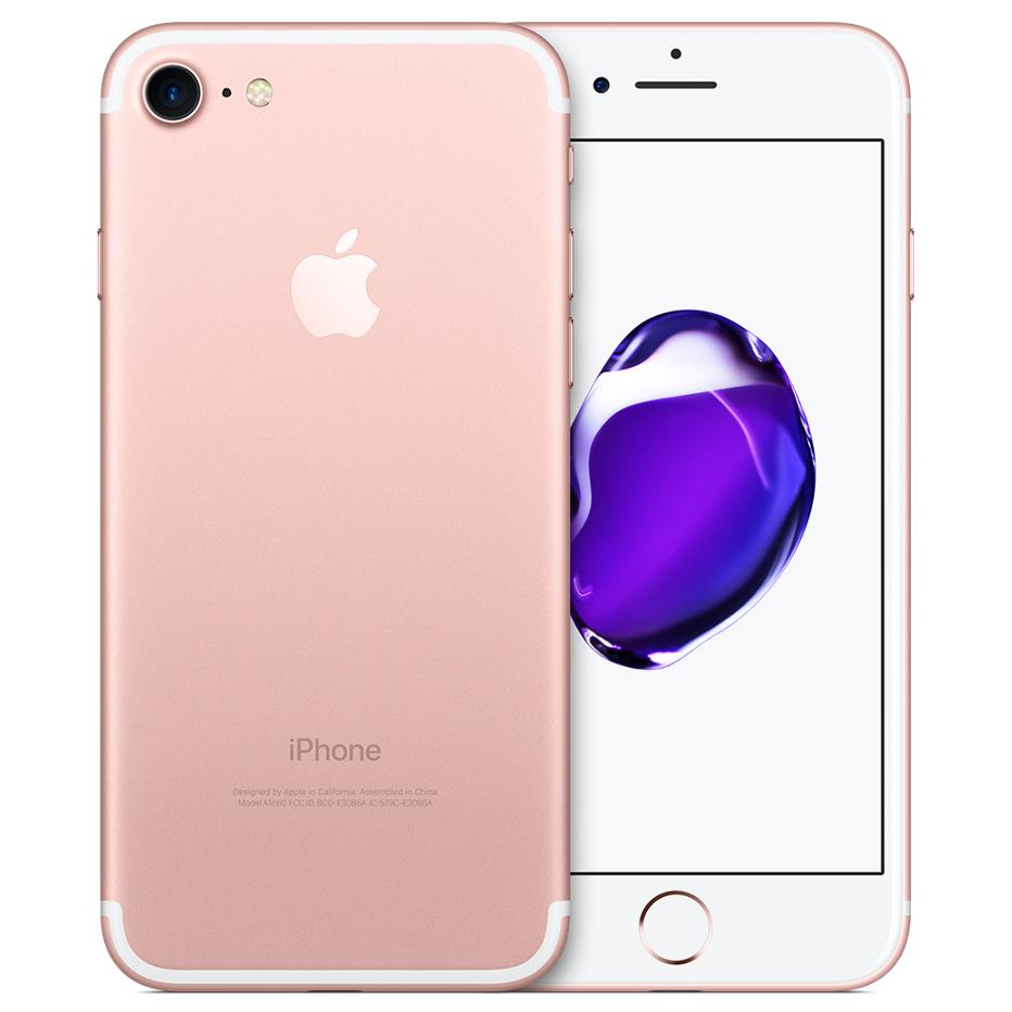 Мобильный телефон Apple iPhone 7 256GB Rose Gold - 3