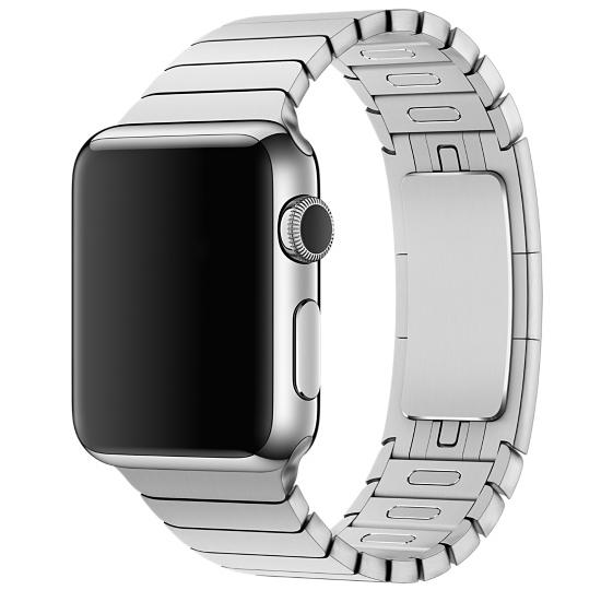 Ремешок Link Bracelet для Apple Watch 38мм (MJ5G2) Silver - 1