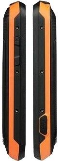 Мобильный телефон Sigma mobile X-treme PQ11 Black-Orange - 1