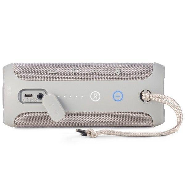 Портативная акустика JBL Flip 3 Gray (JBLFLIP3GRAY) - 1