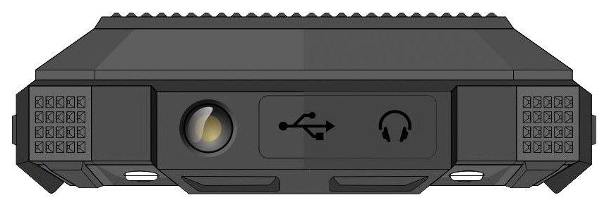 Мобильный телефон Sigma mobile X-treme PQ15 Black - 4