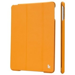 Чехол-книжка для iPad Jison Case Executive Smart Cover for iPad Air/Air 2 Yellow (JS-ID5-01H80) - 3