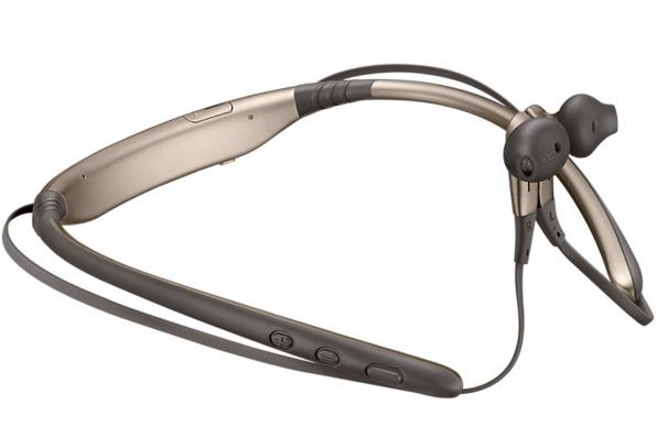 Наушники Samsung Level U Pro EO-BN920CFEGRU Gold - 2