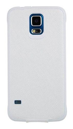 Чехол AnyMode для Samsung Galaxy S5 White (F-DMCC000KWH) - 1