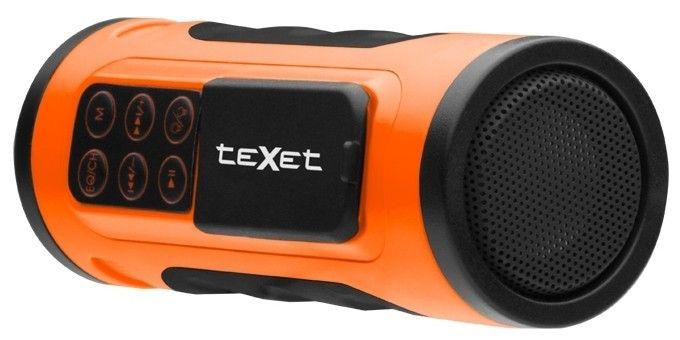 MP3-плеер Texet Drum Orange - 1