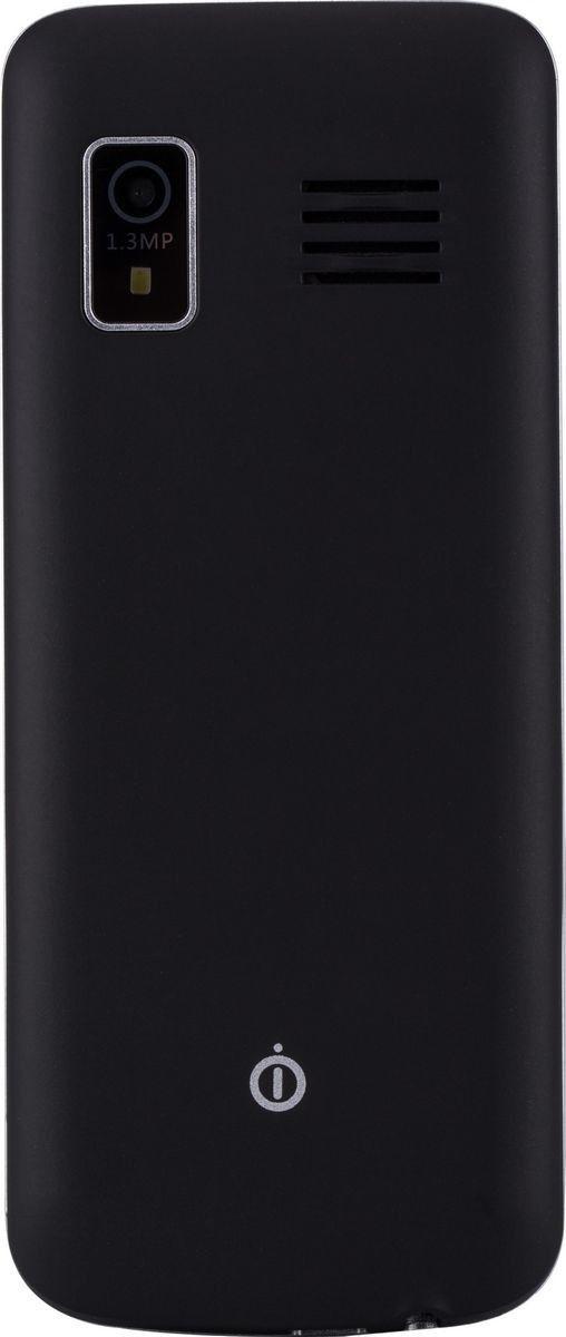 Мобильный телефон Nomi i300 Black - 1