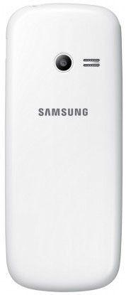Мобильный телефон Samsung B312E White - 1