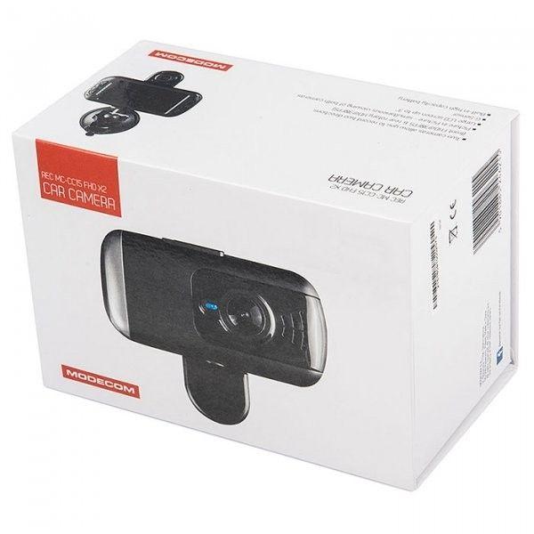 Видеорегистратор Modecom MC-CC15 FHD X2