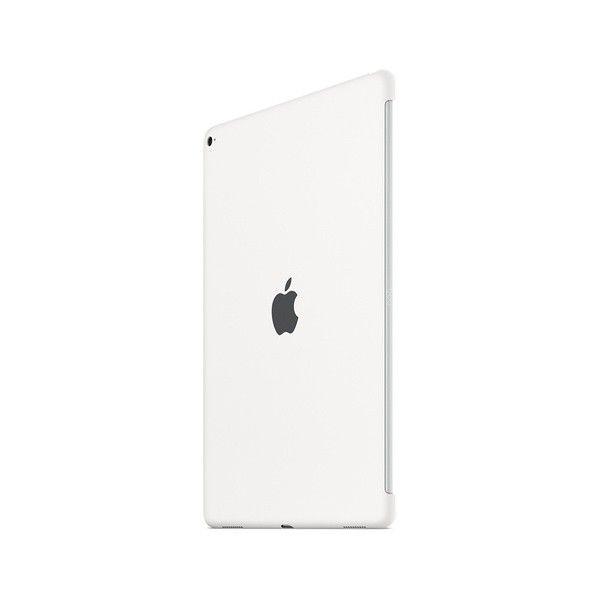 "Силиконовый чехол Apple Silicone Case для  iPad Pro 12.9"" (MK0E2ZM/A) White - 1"