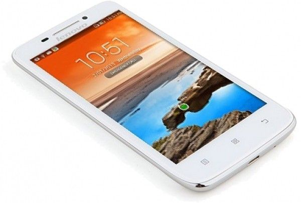 Мобильный телефон Lenovo S650 White - 2