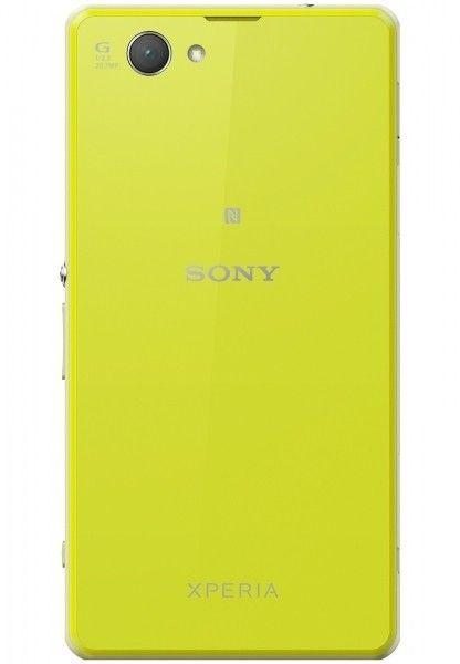 Мобильный телефон Sony D5503 Xperia Z1 Compact Lime - 2