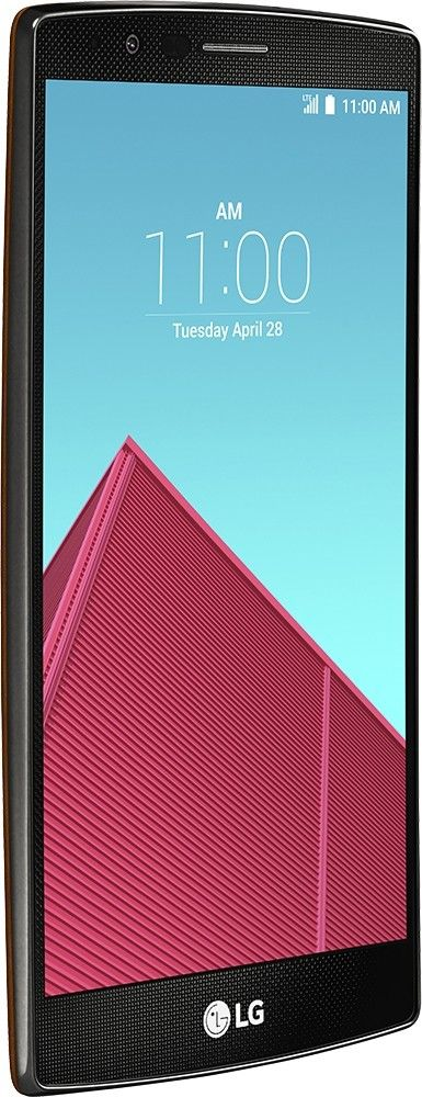 Мобильный телефон LG H818 G4 Leather Brown - 3