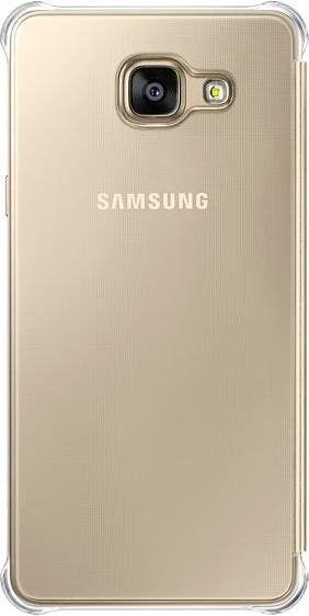 Чехол-книжка Samsung A510 EF-ZA510CFEGRU Gold - 1