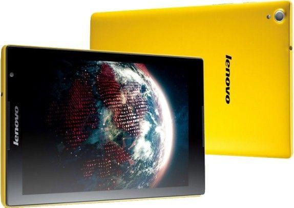 Планшет Lenovo S8-50LC 16GB LTE Yellow (59427943) - 2