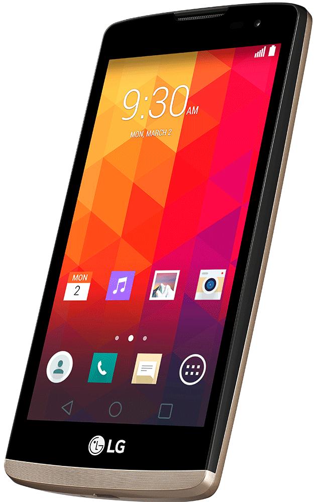 Мобильный телефон LG Leon Y50 H324 Gold - 3