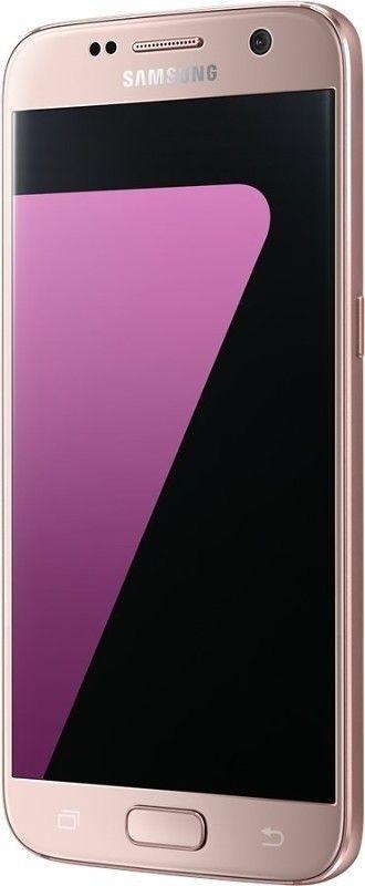 Мобильный телефон Samsung Galaxy S7 Duos G930 (SM-G930FEDUSEK) Pink Gold - 4