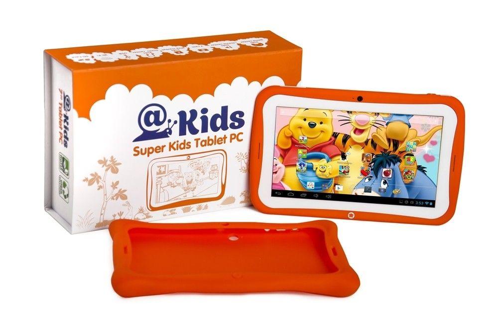 "Планшет A-Kids R726 7"" 8Gb Orange - 1"